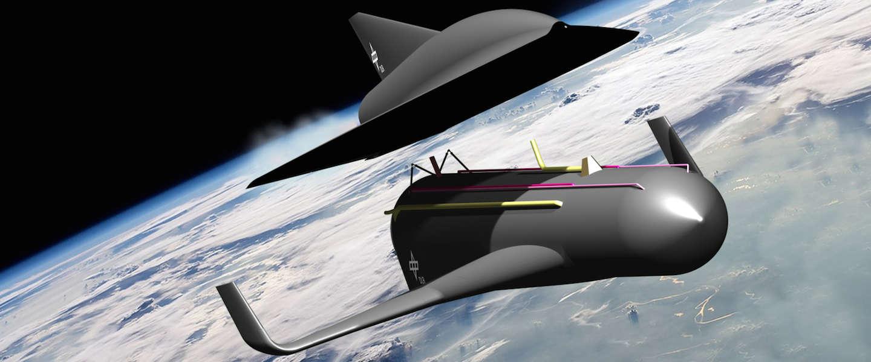 Binnen 90 minuten in Australië met de SpaceLiner