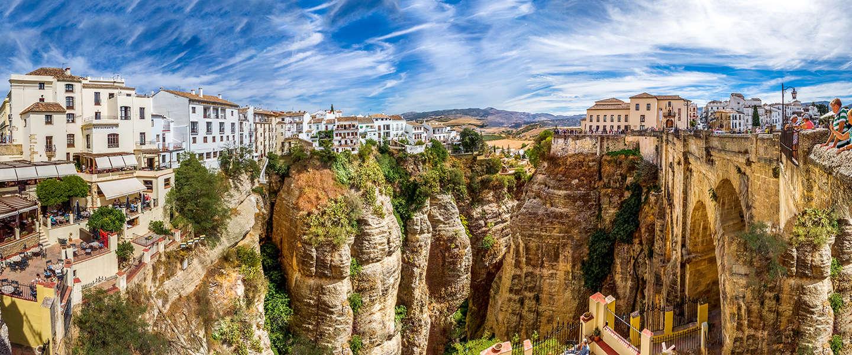 De mooiste plekken voor een rondreis in Andalusië