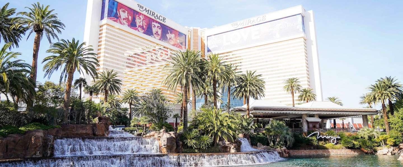 Dit zijn de vijf meest spectaculaire hotels van Las Vegas