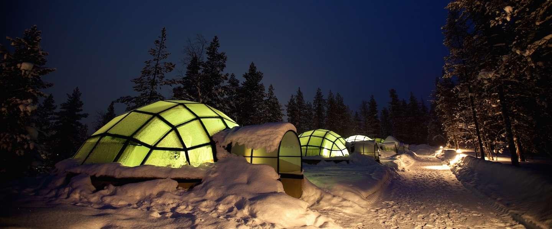 5 spectaculaire hotels waar je het noorderlicht kunt zien