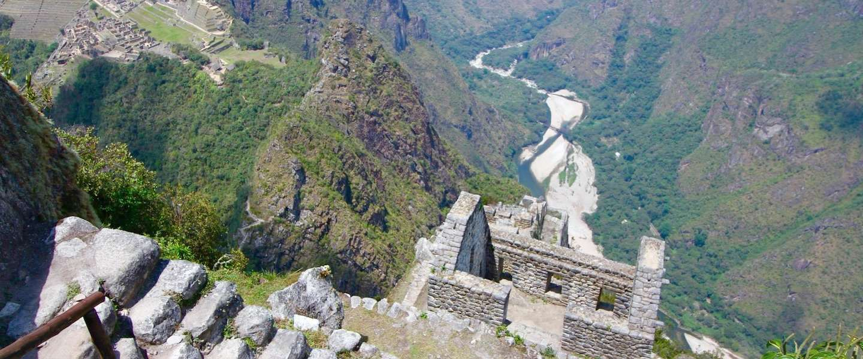 Wil je Machu Picchu op zijn mooist zien? Neem de 'stairs of death'