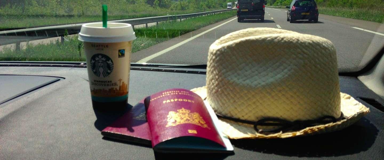 Nu ook Starbucks in de auto: opening Starbucks aan de A12