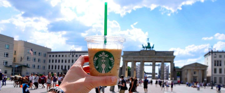 Starbucks lanceert nieuw zomer drankje: Yoghurt Frappuccino