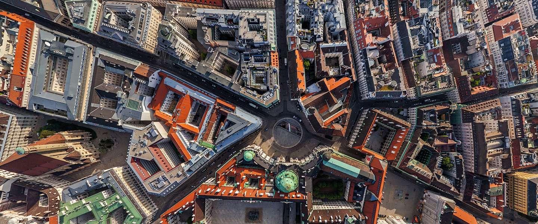 Wereldsteden van boven gezien: herken je ze nog?