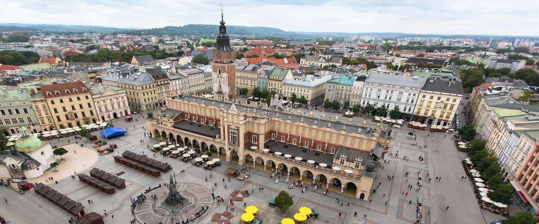 Waarom budgetbestemming Krakau een stedentrip waard is