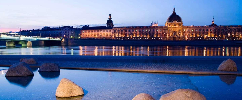 Stedentrip Lyon: zonder files naar de gastronomische hoofdstad