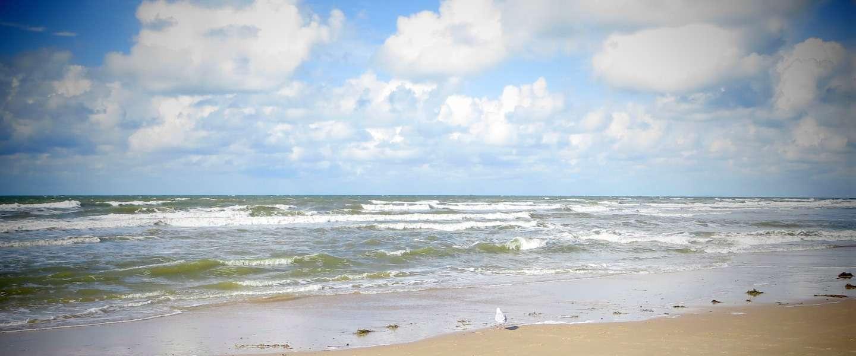 Katwijks zand, zee en zout in de haren