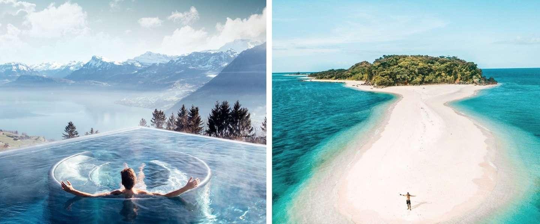 Strand of zwembad? Welk type ben jij?