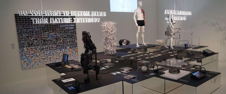 Tip: ga naar Hello Robot in het Design Museum Gent