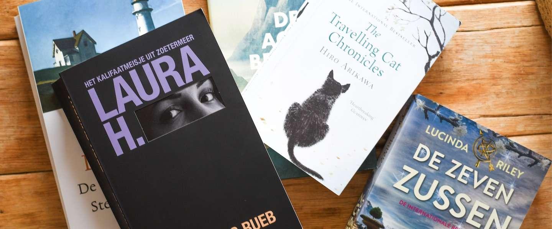 Zomer = eindelijk tijd om te lezen. Neem deze boeken mee op reis!