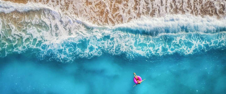 Vijf tips: zo maakt je de vetste vakantievideo's met een drone