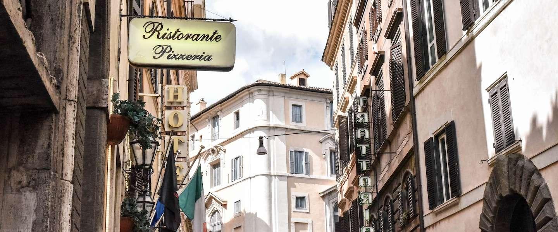 Dit zijn de beste tips om lekker te eten in Rome