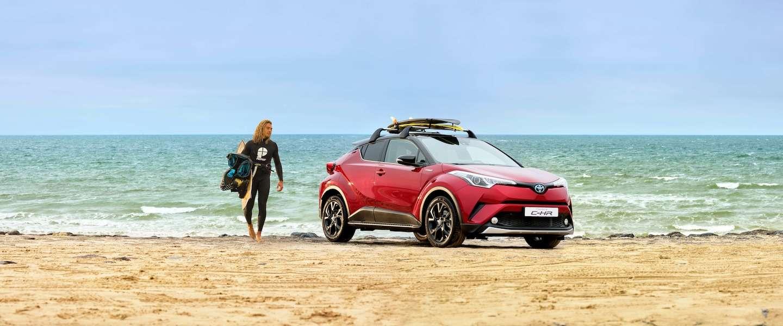 3 * bewijs: Toyota is het beste automerk voor een avontuurlijke roadtrip