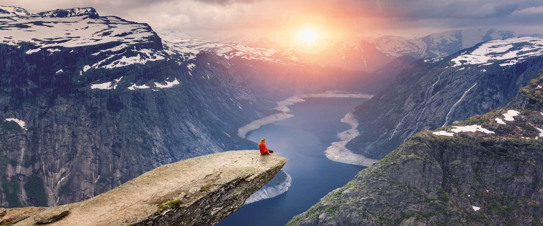 Trolltunga is dé hike die je in Noorwegen gemaakt moet hebben!