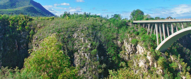 Ziplinen door Tsitsikamma National Park