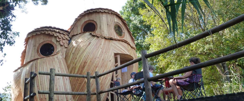 Deze prachtige uilenhuisjes in Frankrijk zijn gratis te boeken