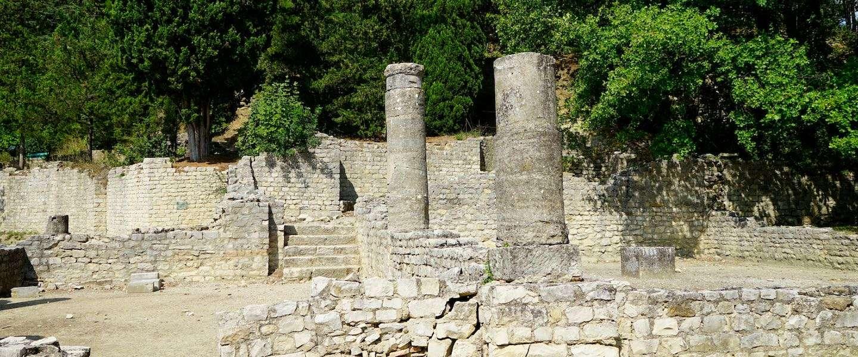 De Vaucluse en de 5 heerlijkheden van Vaison La Romaine