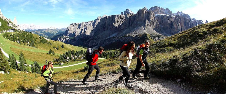 Val Gardena: de perfecte vakantiebestemming voor wandelaars en hikers
