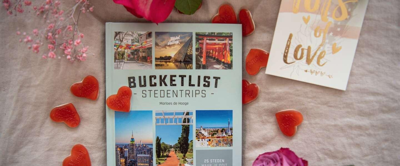 Verras je grote liefde met dit leuke reisboek voor Valentijnsdag!
