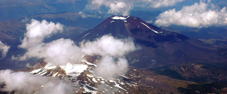 Unieke beelden uitbarsting Chileense vulkaan Villarica