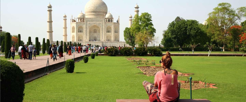 Hoe zit het met het visum voor India?