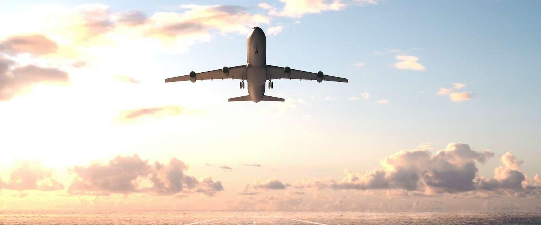 Het vliegtuig van de toekomst