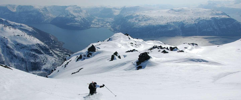 10 redenen waarom je deze winter wilt skiën in Noorwegen