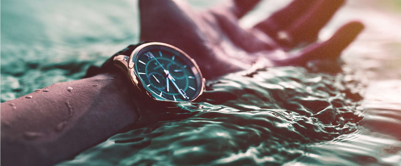 De top 5 horloges voor op reis