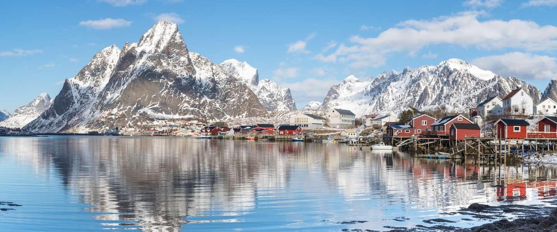 Wegdromen bij deze heerlijke beelden van de Noorse Lofoten