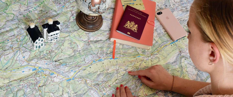 Vijf tips om een wereldreis voor te bereiden