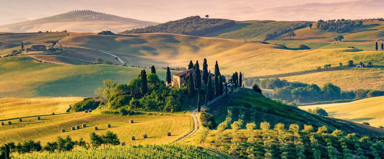 Deze 6 mooiste plekken in Toscane zijn te zien in Wie is de Mol 2020
