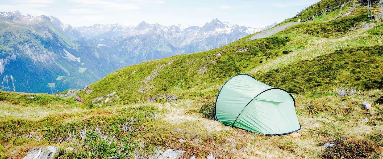 De zeven mooiste plekken om te wildkamperen in Europa