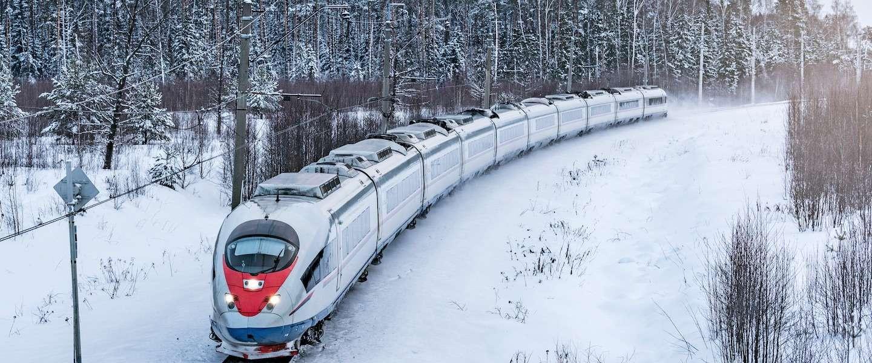 Vier winterse droomreizen met de trein