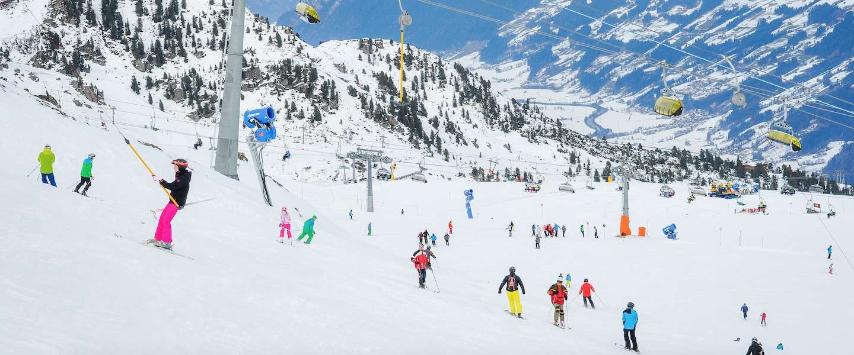 De ultieme wintersportfilosofie: work smart - ski hard!
