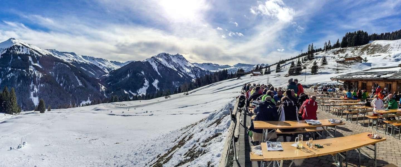 Wintersport in Saalbach-Hinterglemm heeft alles!