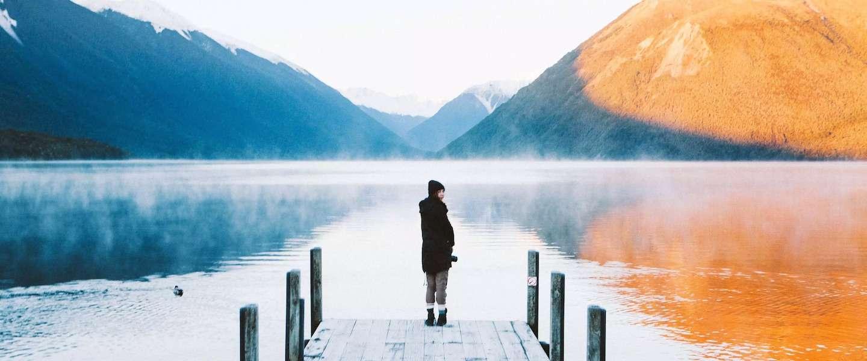 Wonderschoon Nieuw-Zeeland in 1 minuut