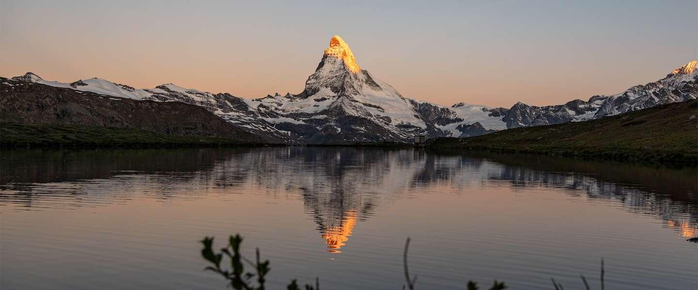 Een magische zonsopkomst in Zermatt: de Stellisee sunrise hike