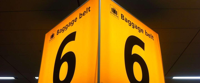 Zo raak jij je koffer nooit meer kwijt