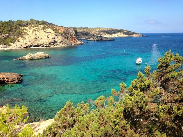 1. noorden Ibiza