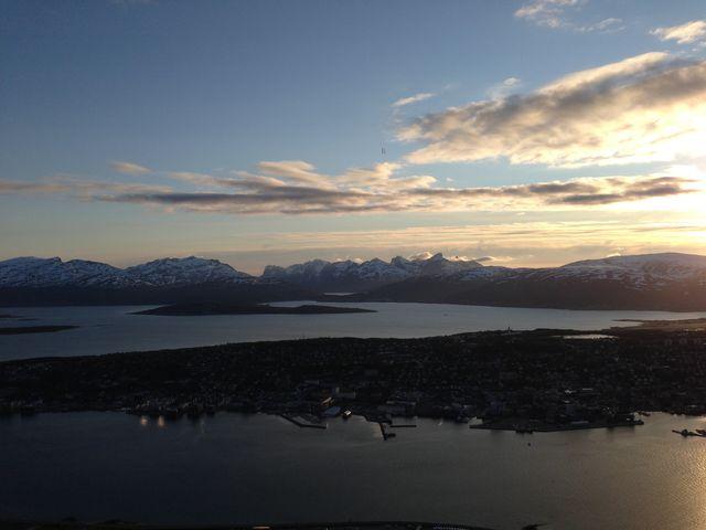 Middernachtzon_Tromso_Noorwegen