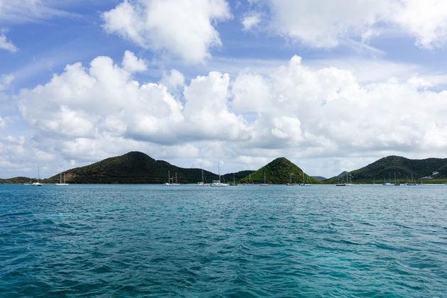 antigua-caribisch-eiland-zee