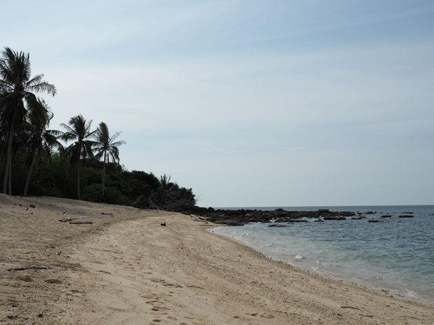 15. Strand Selingan schildpaddeneiland
