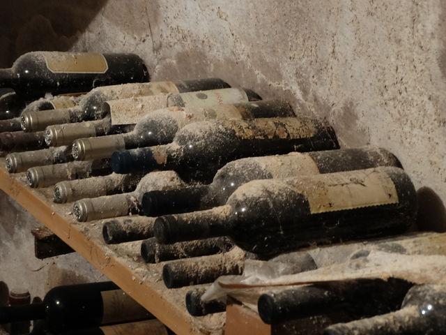Imposante-wijnkelder-bij-restaurant-Cibus