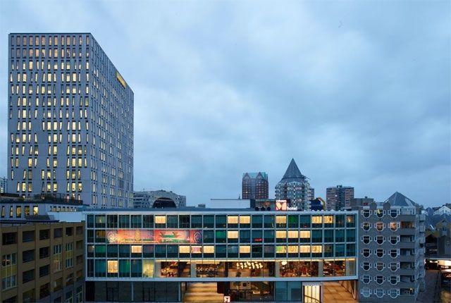 citizenM-hotel-Rotterdam