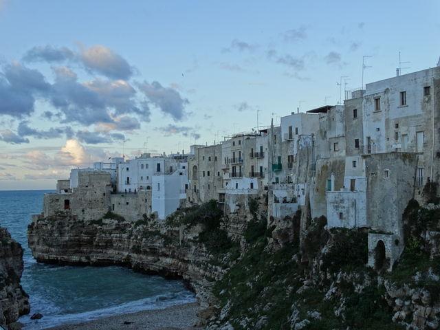 Klif van Polignano a Mare