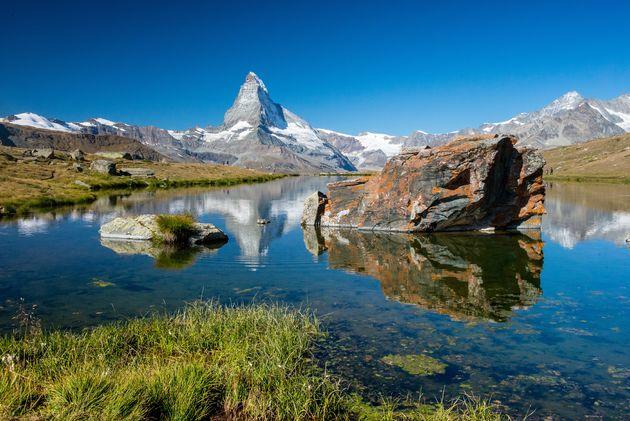 5-Seenweg-zermatt-zwitserland