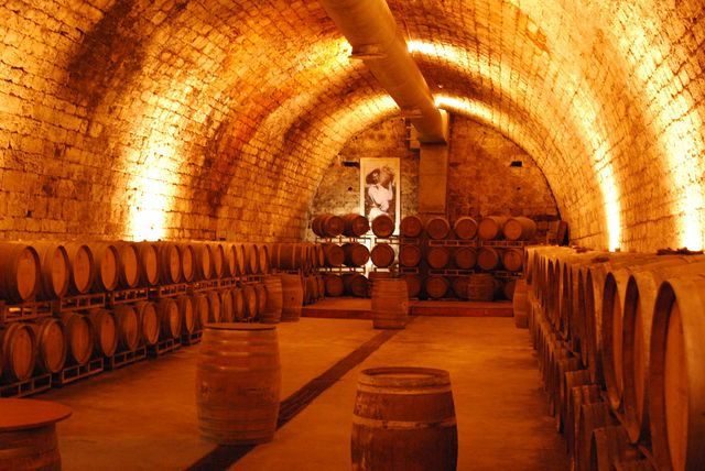 Carmel_wijnkelder_israel