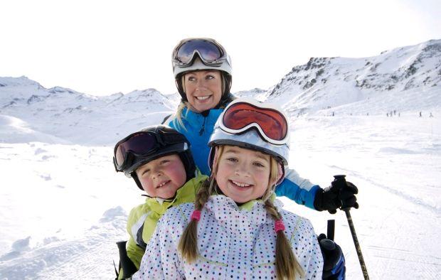familie-wintersport-lente