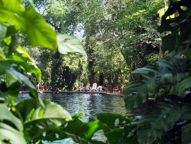 6. Ojo de Agua Ometepe