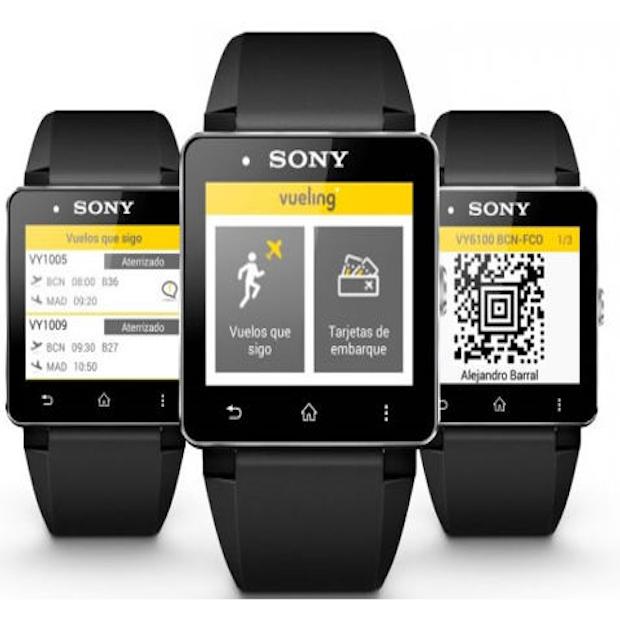 Vueling-Sony-app